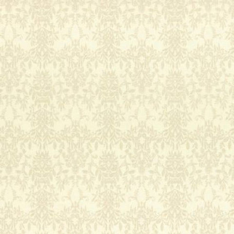 Rococo and Sweet fabric by Lecien 31364-10 Cream