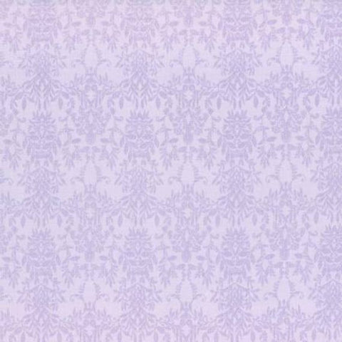 Rococo and Sweet fabric by Lecien 31364-110 Purple