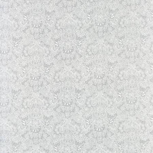 Fog Lace Floral  Rococo & Sweet cotton fabric by Lecien 31864-90