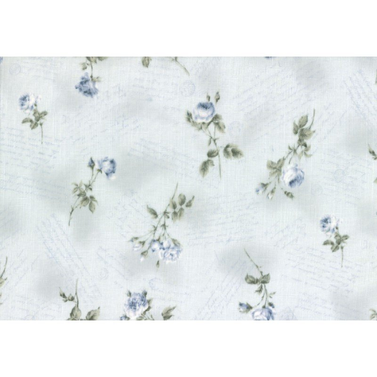 Sweet Couture Double Guaze cotton fabric by Lecien 40677-70