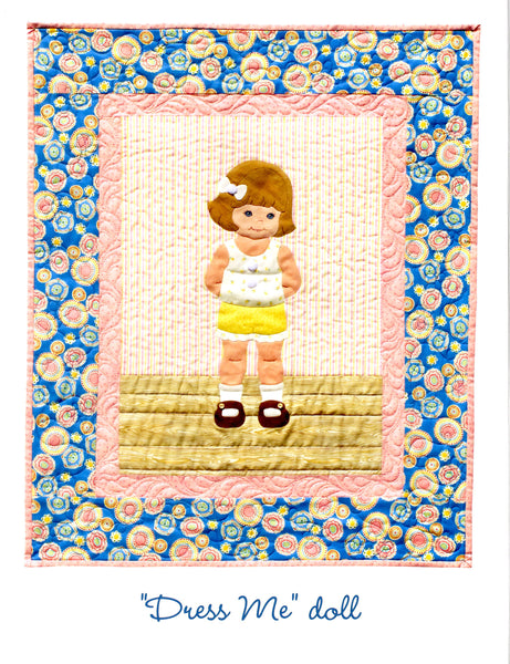 Dolly Days Softcover Pattern Book by  Brandywine Designs