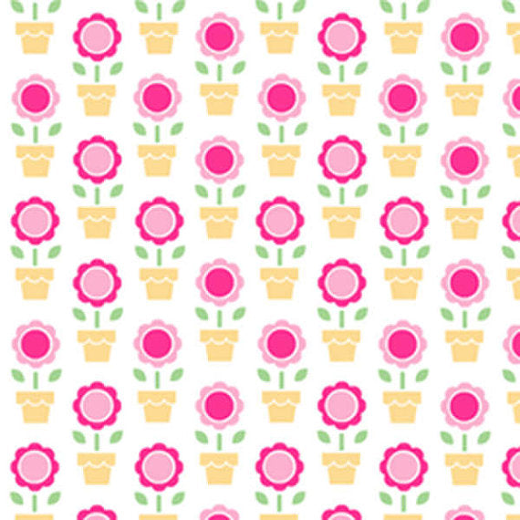 Pam Kitty cotton fabric by Lakehouse Dry  Goods  LH14017apricot