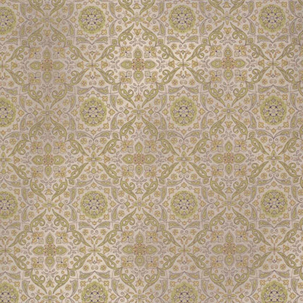 Eclectic Elements cotton fabric by Tim Holtz for Free Spirit PWTH032green