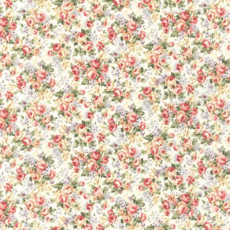 Emma cotton fabric by Robert Kaufman SRK672196