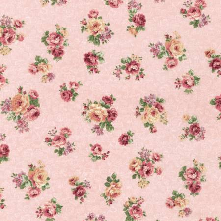 Emma cotton fabric by Robert Kaufman SRK672596