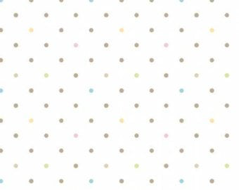 Guess How Much I Love You  cotton fabric by Clothworks Y1764-01