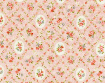 Garden Path  cotton fabric by Cosmo AP52311-3D