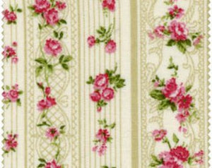 Romantic Memories cotton fabric by Quilt Gate AP8787-3A