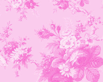 Sausalito Cottage  cotton fabric by Lakehouse Dry  lh13001pink