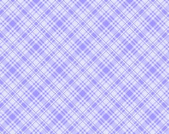 Sausalito Cottage  cotton fabric by Lakehouse Dry  lh13062cornflower Plaid