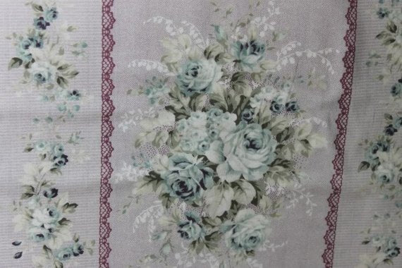 Classic Rose cotton fabric by Quilt Gate MR2060-12B