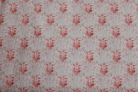 Classic Rose cotton fabric by Quilt Gate MR2060-13A