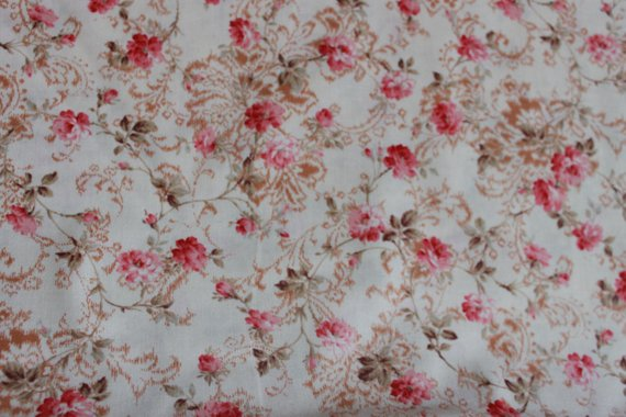 Classic Rose cotton fabric by Quilt Gate MR2060-15A