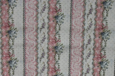Classic Rose cotton fabric by Quilt Gate MR2060-16B