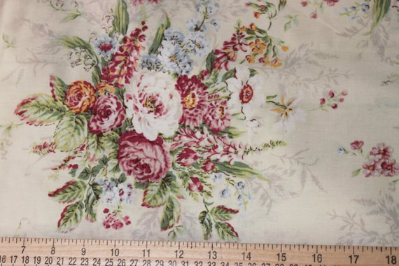 Jessica Cotton Fabric by Quilt Gate MR2130-11A