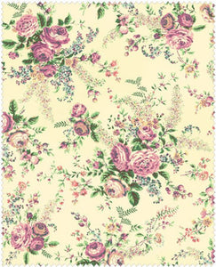 Sweet Charms cotton fabric by Quilt Gate MR2150-13E