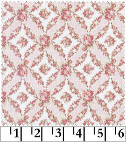 Amelia cotton fabric by Quilt Gate MR2170-16B