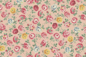 Julia cotton fabric by Quilt Gate MR2180-13B