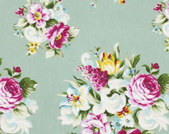Circa Collection cotton fabric by Free Spirit Fabrics PWJP071-grn