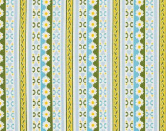 Circa Collection cotton fabric by Free Spirit Fabrics PWJP074-blu