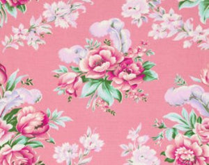 Circa Collection cotton fabric by Free Spirit Fabrics PWJP077-pink