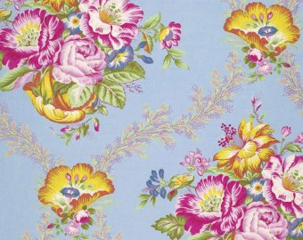 Good Company Collection cotton fabric by Free Spirit Fabrics PWJP089-Opal