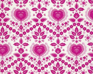 Good Company Collection cotton fabric by Free Spirit Fabrics PWJP090-Garnet