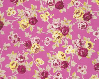 Company Collection cotton fabric by Free Spirit Fabrics PWJP094-garnet