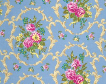 Good Company Collection cotton fabric by Free Spirit Fabrics PWJP095-opal