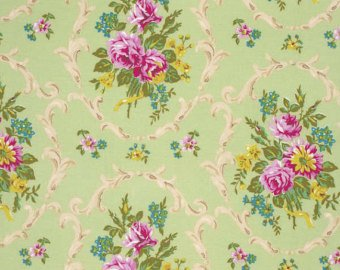 Good Company Collection cotton fabric by Free Spirit Fabrics PWJP095-seaglass