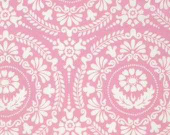 Nostalgia Collection cotton fabric by Free Spirit Fabrics PWJP106-pink
