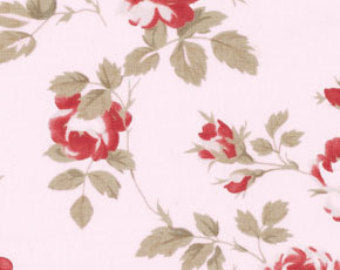 Petal cotton fabric by Tanya Whelan for Free Spirit PWTW058pink
