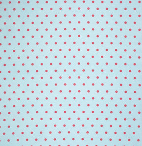Lulu Roses  cotton fabric by Tanya Whelan for Free Spirit PWTW098sky Dot