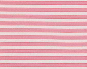Rosewater cotton fabric  Free Spirit pwvm112pink  Cottage Cabana