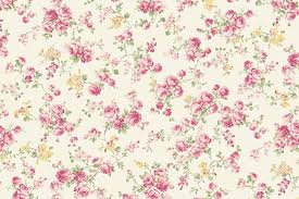 Ruru Roses cotton fabric by Quilt Gate Ru2200-17A Small Roses on Cream