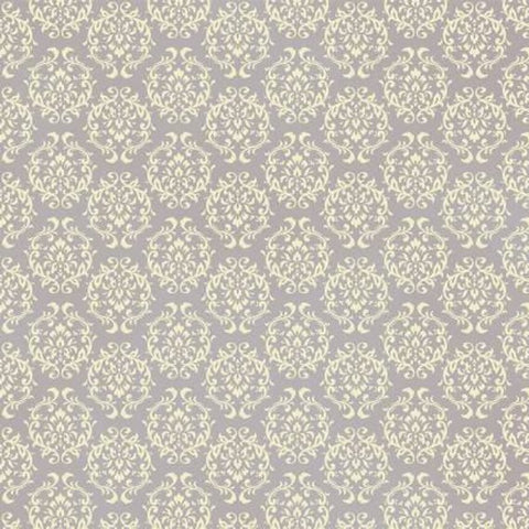 Love Rose Love cotton fabric by Quilt Gate Ru2300-17D gray