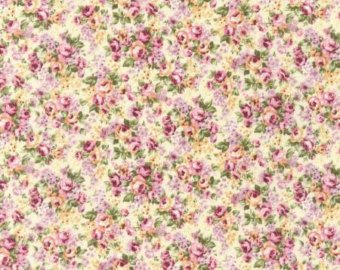 Emma cotton fabric by Robert Kaufman SRK672104