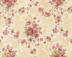 Emma cotton fabric by Robert Kaufman SRK672296