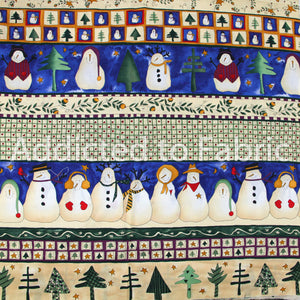 Lancaster Winter by Kim Shaeffer, Christmas Fabric by the Yard, by the Half Yard