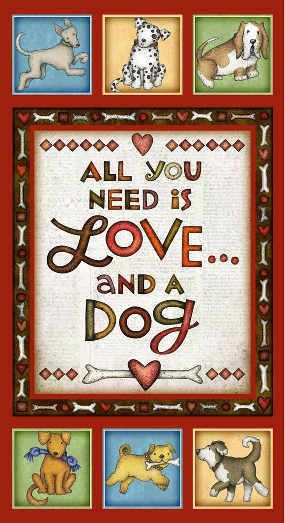 All You Need is Love and a Dog, 24
