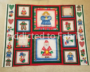 Dianna Marcum Christmas Fabric by the Yard, Marcus Brothers Fabric, Pillows, Trivets