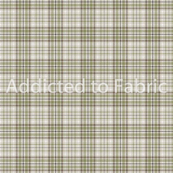 FLANNEL - Lakeside Lodge Fabric by the Yard, Half Yard, Northcott, Plaid