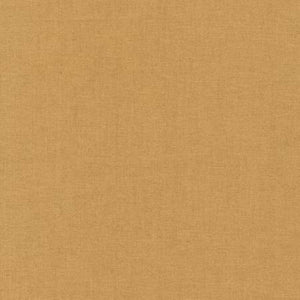 KONA Caramel Solid Fabric by the Yard and Half Yard, Robert Kaufman