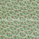 Marcus Brothers Floral Fabric by the Yard or Half Yard, Small Print