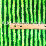 Watermelon Rind Fabric by the Yard or Half Yard, One in a Melon Collection