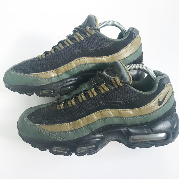 3fbdfdad3c coupon code for nike air max 95 carbon green black abad2 66ebb