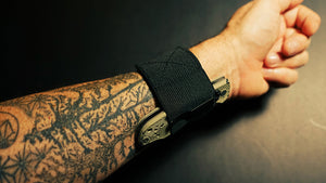 Wrist Wrap side view