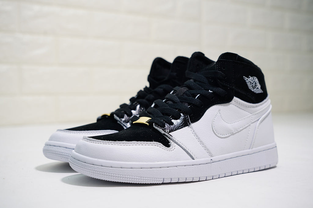 "brand new 1fb94 b9a82 Air Jordan 1 Retro High ""Equality"" black white – Sneaker Suite"