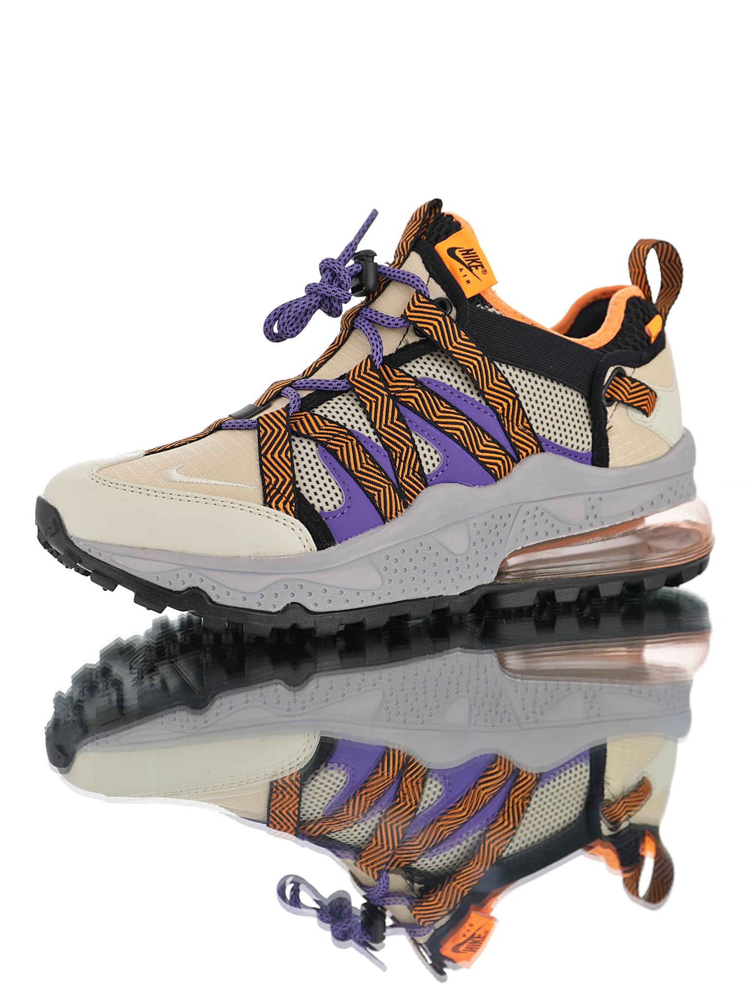brand new 9948f ea11f NIKE Air Max 270 Bowfin brown purple – Sneaker Suite