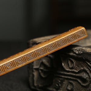 Chinese Moire Paperweight Qing Dynasty Home Decor - Ori Wisdom